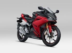 Motor Honda CBR250RR Punya Fitur Sekelas MotoGP oleh - modifmotorkawasaki.com