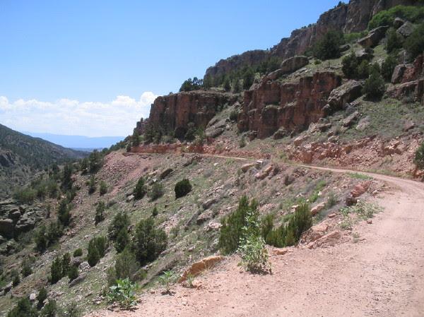 Image result for shelf road colorado