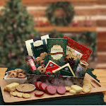 GBDS 8192113 A Rustic Winter Holiday Tray