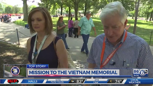 27th HonorAir flight takes veterans to nation's capital