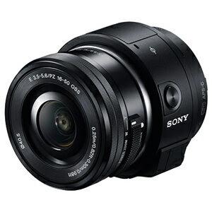 ソニー レンズスタイルカメラ QX1 パワーズームレンズキット【納期未定】 ILCE−QX1L BQ【送...