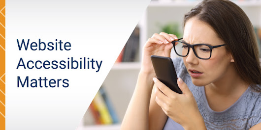 Website Accessibility Matters: 4 Reasons You May Not Have Considered | Blog | Global Reach
