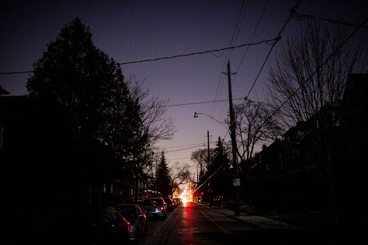 3,000 residents without power in Toronto overnight  | Toronto Star