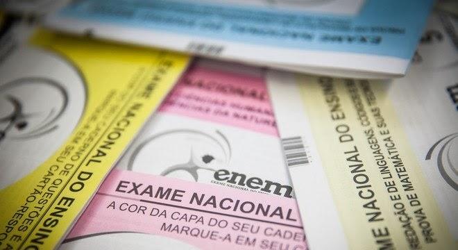 Enem 2018: inscritos têm até quarta para pagar taxa de inscrição