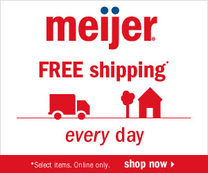 Free Returns @ Meijer.com