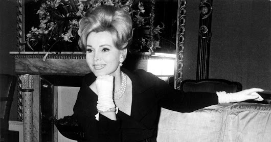 Zsa Zsa Gabor, Often-Married Actress Known for Glamour, Dies - The New York Times