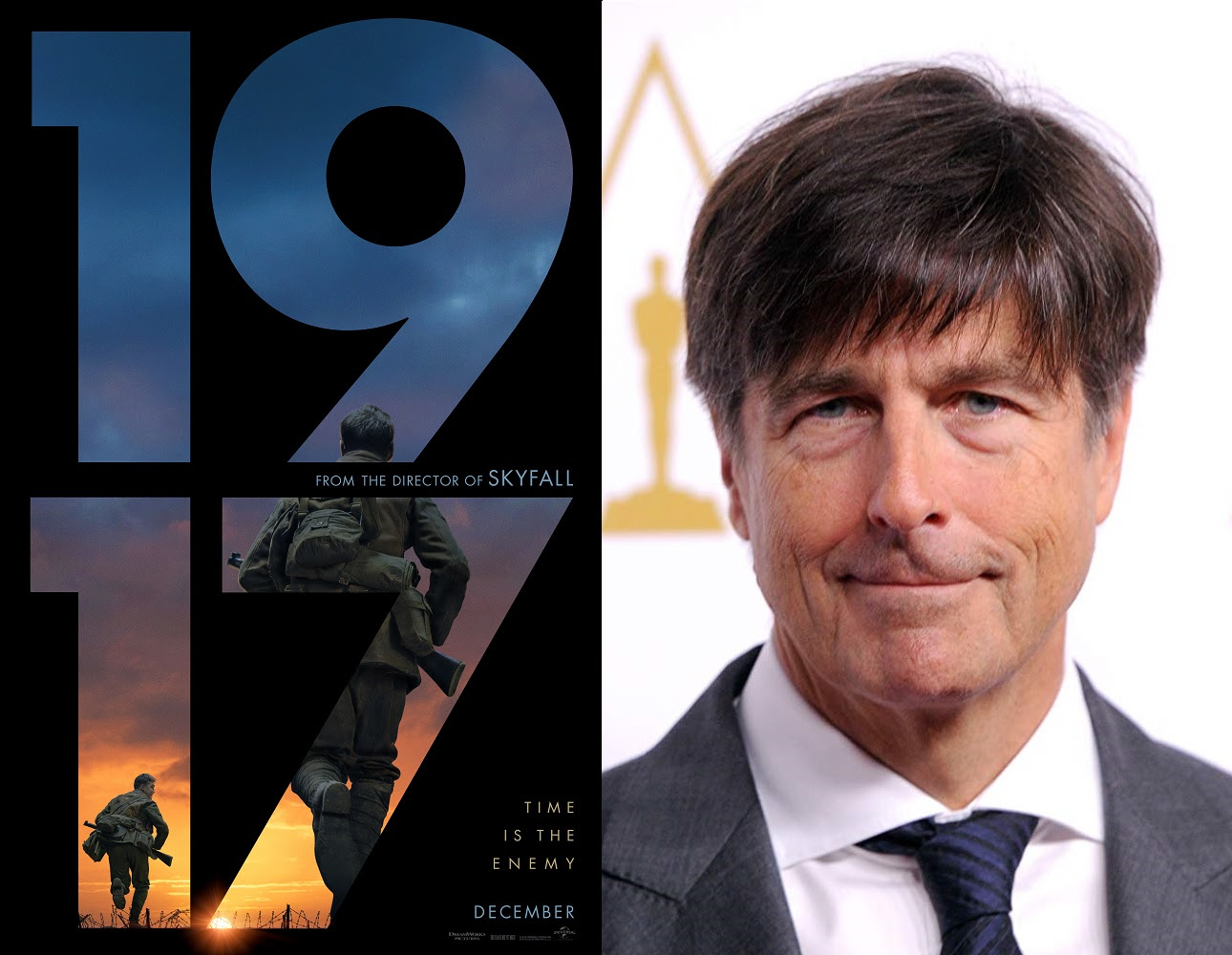 Image result for thomas newman 1917