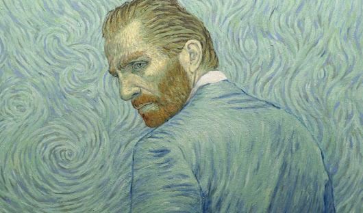 This Van Gogh movie looks like his paintings