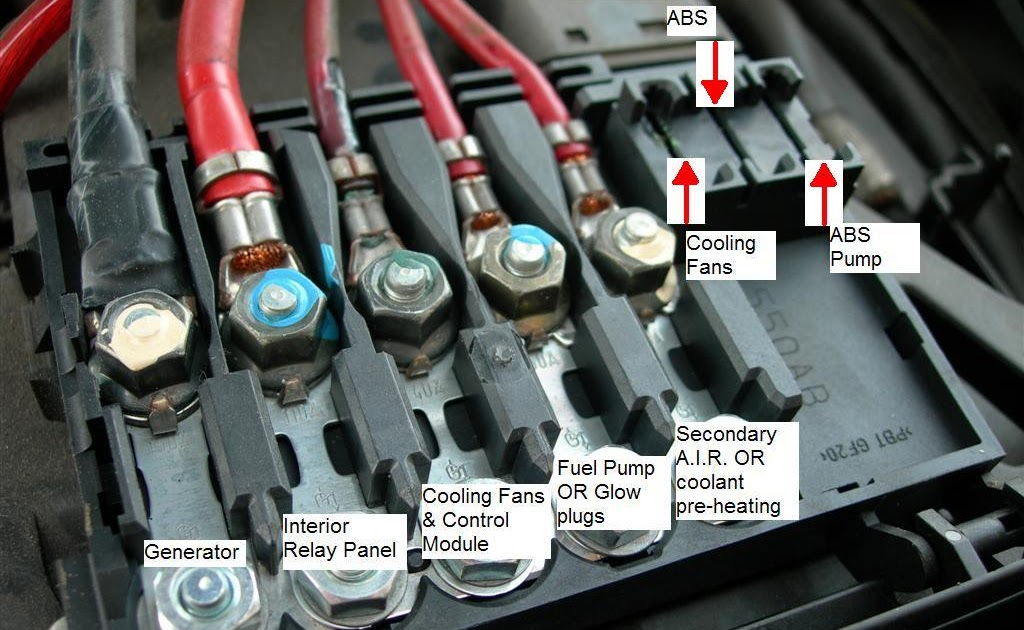 Wiring Diagram  7 2001 Vw Jetta Coolant System Diagram