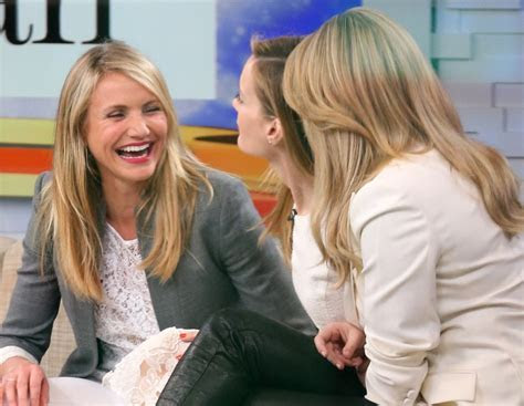 Cameron Diaz, Leslie Mann, and Kate Upton are super cute