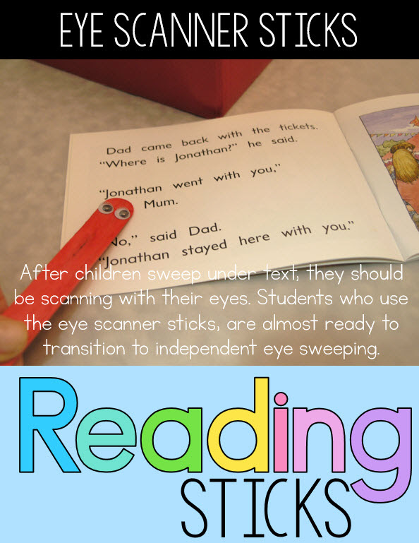 Guided reading idea to build reading skills