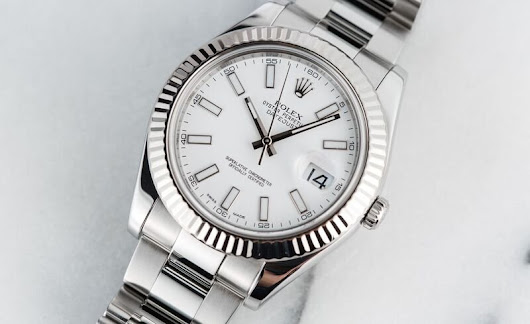 Living Large: The Appeal of Datejust II Watches
