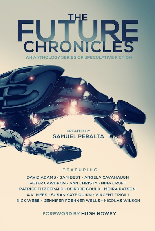 The Future Chronicles Kindle Paperwhite + a special guest