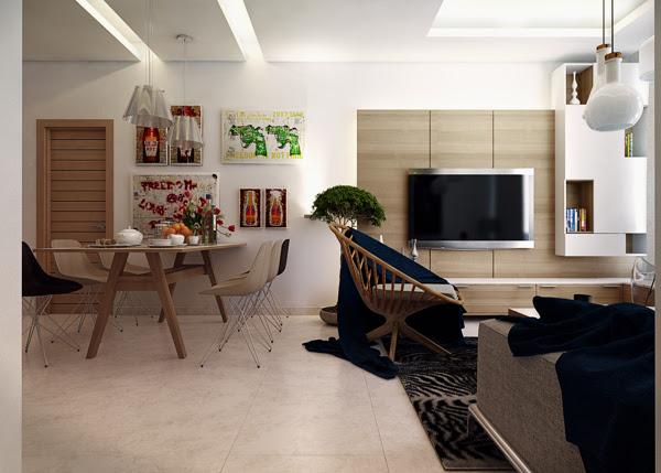 Five Apartments by Koj Design [