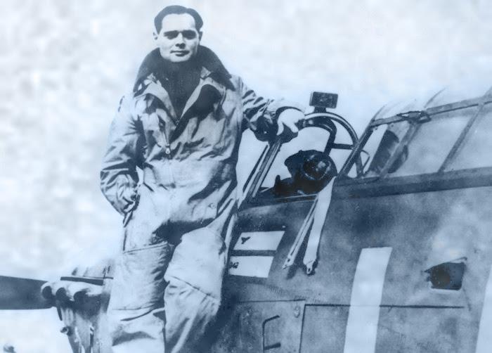 Group Captain Sir Douglas Robert Steuart Bader