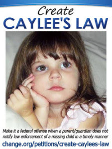 Casey Anthony Trial Verdict Results in Caylee's Law Proposal