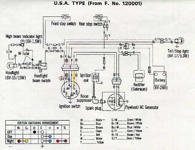 [DIAGRAM] 2003 Honda Xr50 Wiring Diagram FULL Version HD