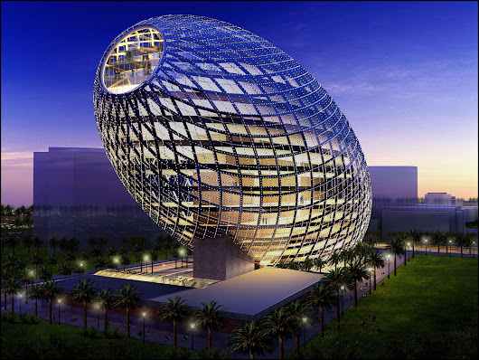 Image: 10 Coolest Office Buildings in India - OfficeChai