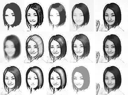 顔写真 イラスト 変換 - 写真をイラスト風に変換したいのですが、フリーソフトで、使い