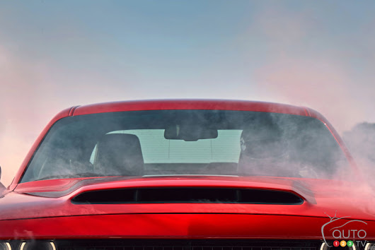 Dodge Challenger SRT Demon 2018 : aperçu 5