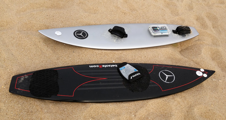 All In Surf: technology that improves the surfboard and the surfer's performance | Photo: All In Surf