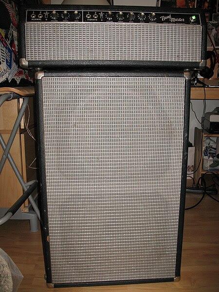 File:Jon Hammond's 1965 Fender Bandmaster amplifier.jpg