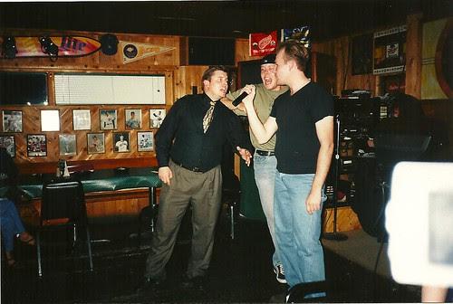 Fugue for Tinhorns Karaoke 1999