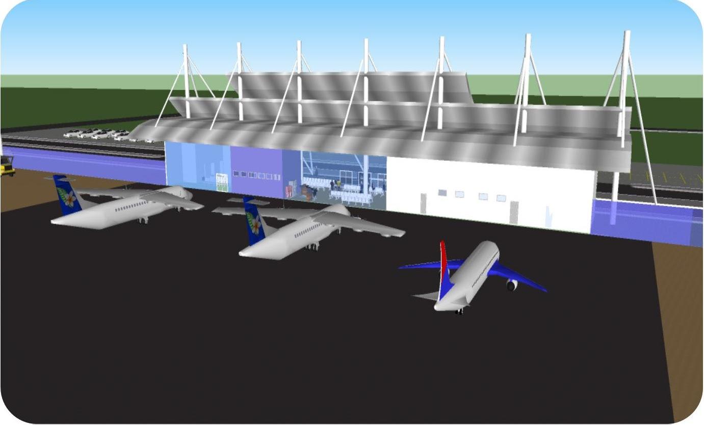 Licitação do Aeroporto de Tangará da Serra deverá ocorrer este ano, com investimento de até R$ 14 milhões