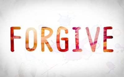 The benefits of forgiveness - SpiritView