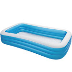 "Intex Swim Center 120"" Family Pool"