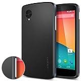 【国内正規品】SPIGEN SGP Google Nexus5 ケース ネオ・ハイブリッド (メタル・スレート【SGP10562】)