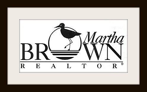 Martha Brown Knows Annapolis area real estate