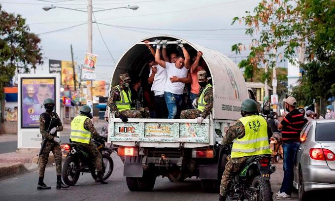 EXTIENDEN TOQUE DE QUEDA HASTA EL 23 DE JUNIO; SE FLEXIBILIZA LOS FINES DE SEMANA