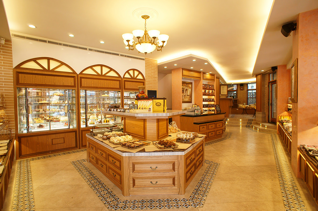 The Designer Bakery! - Studio EM