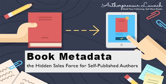 How to Increase Book Sales with metadata and keywords
