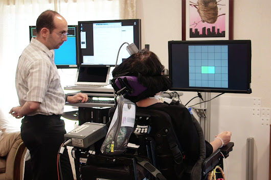 Mind-reading typing tool for paralysed people is fastest yet