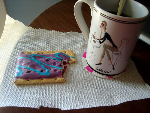 Coffee & Pop-tart