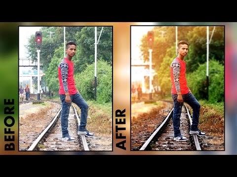 Photoshop Retouching & Color Effects | Photoshop CC Tutorial | Photo Man...