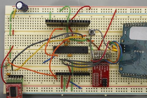 Breadboard Arduino