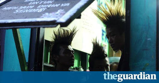 How punk changed cities – and vice versa | Cities | The Guardian