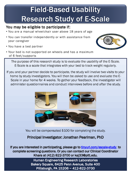 Participants Needed For HERL Research Study
