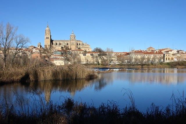 Salamanca Spain A Warmth In Winter