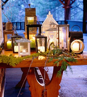 Outdoor Christmas Decor Ideas – Lighted Houses | Christmas Decorated