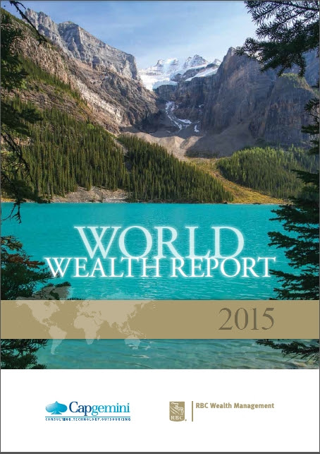 The 2015 World Wealth Report: 5 Essential Takeaways