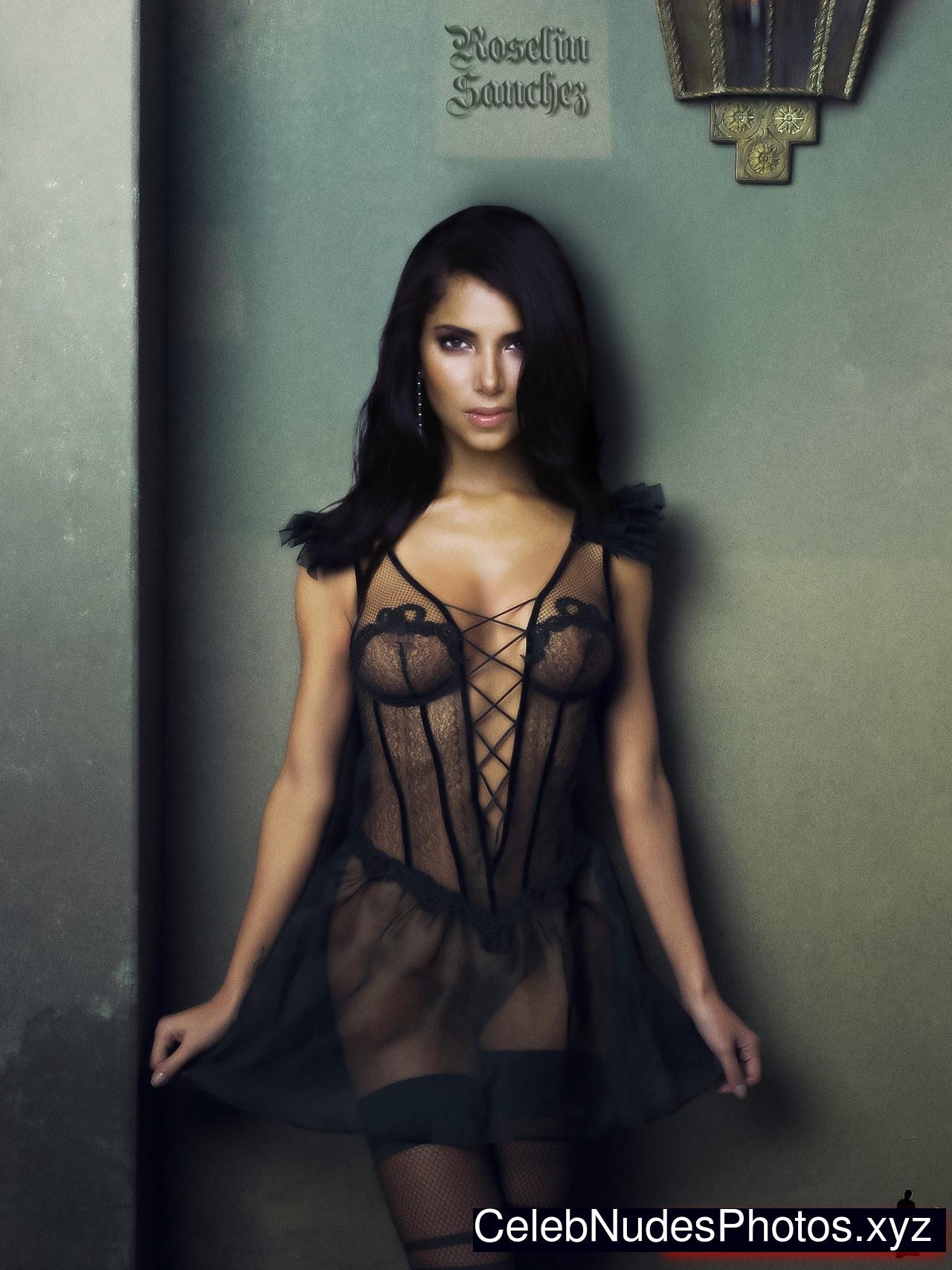 Roselyn sanchez sex Adult videos