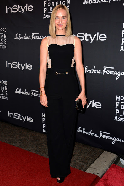 Jess Weixler - Arrivals at the TIFF HFPA/InStyle Party