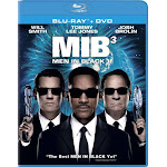 Men in Black 3 - Blu-ray + DVD + UltraViolet