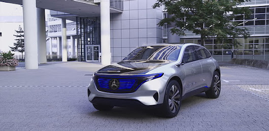 Mercedes EQ can be a Tesla Model X killer?