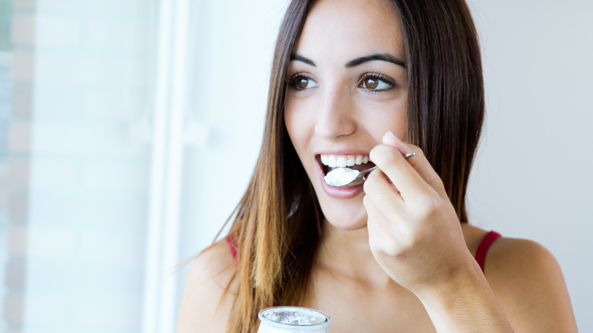 El  yogurt reduce los síntomas por maldigestión a la lactosa