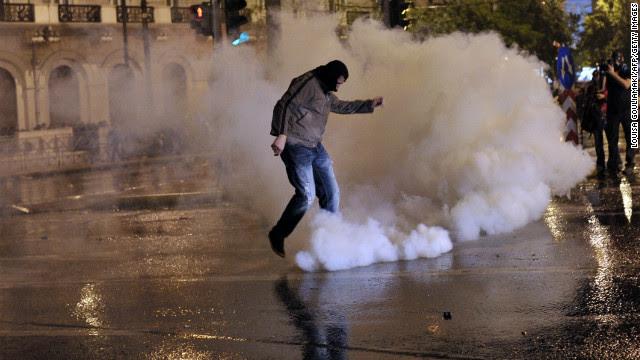 Strike brings Greece to a standstill